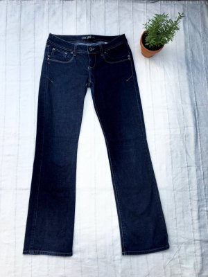 "LTB ""Valerie Bootcut"" Jeans, dunkelblau, W28/L32"