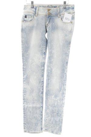LTC Skinny Jeans himmelblau Bleached-Optik