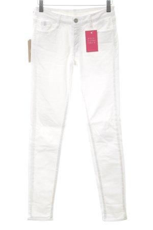 LTC Skinny Jeans weiß Casual-Look