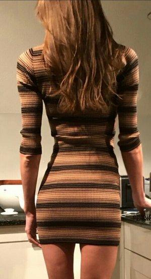 LU NYC Strickkleid Kleid