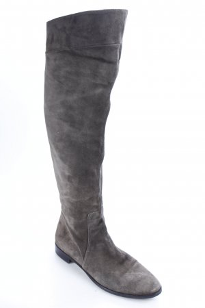 Luca Mode Jackboots anthracite classic style