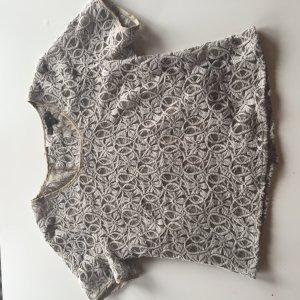Lucca Couture Spitzentop