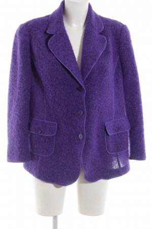 Lucia Wool Blazer lilac casual look