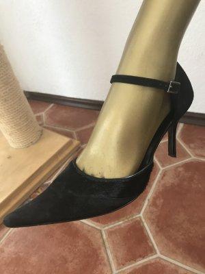 Cavalli Strapped pumps black