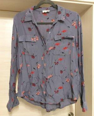 Lucky Brand Bluse Hemd Shirt Gr M USA