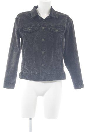 Lucky Brand Jeansjacke schwarz Casual-Look