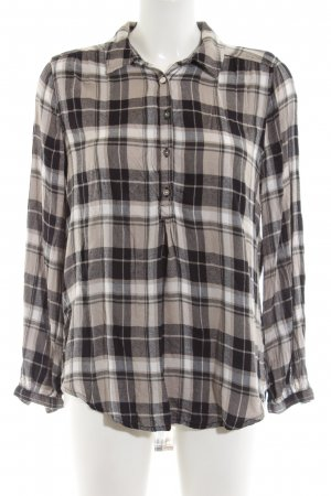 Lucky Brand Checked Blouse allover print casual look
