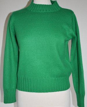 Ludwig Beck Munich Wool Sweater green