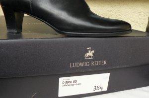 Ludwig Reiter - schwarze Stiefel - Gr. 38,5 / 5.5