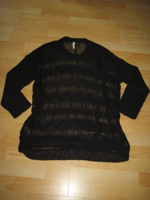 Pepe Jeans London Oversized Sweater black
