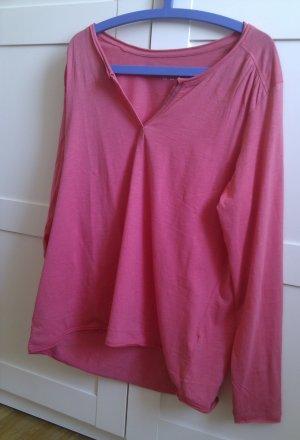 Luftig, leichtes Langarmshirt aus Baumwolle - ungetragen