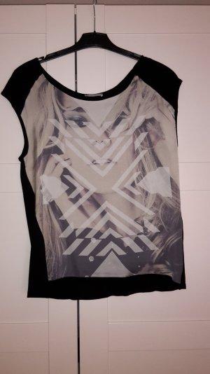 Luftig leichtes Shirt von Orsay mit Print