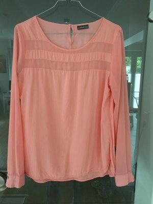 Luftige Bluse für den Sommer, apricot, Größe 36, Street One