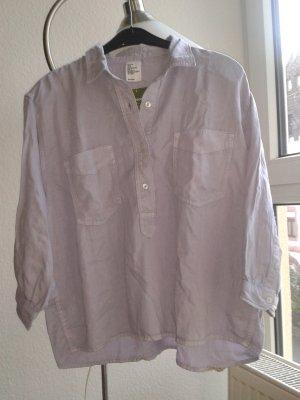 luftige Bluse im 90er Stil