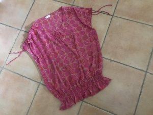 Luftige Bluse in tollen Farben von Yessica Gr. 46