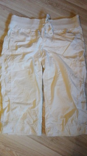 Cubus 3/4 Length Trousers white