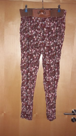 Blind Date Pantalone jersey multicolore