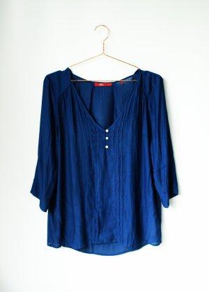 luftige seidige Tunika Bluse von edc Esprit S