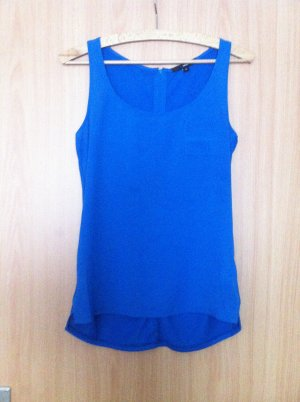 Luftiges Blaues Tank Top