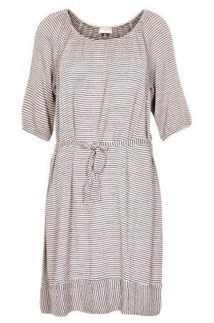 Luftiges CREAM Streifen-Kleid Sommer *FIORELLA* Gr. 44/46 XL NEU!