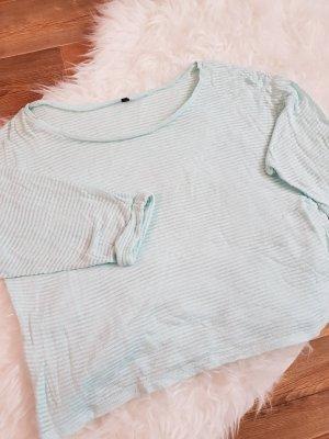 Only Oversized Shirt turquoise