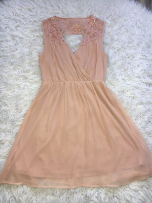 Vero Moda Avondjurk rosé