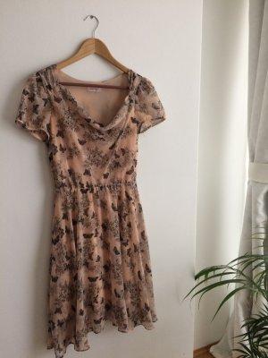 luftiges Kleid mit Boho Touch