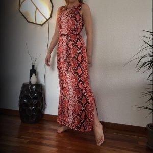 Michael Kors Maxi-jurk veelkleurig Synthetisch