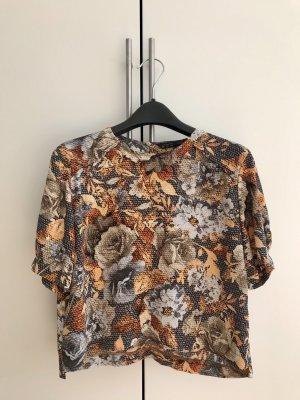 Luftiges Shirt / T-Shirt / Bluse (neu / ungetragen)