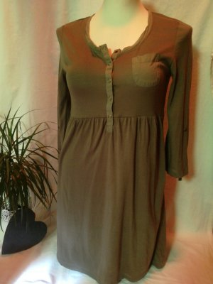 Tom Tailor Beach Dress grey brown