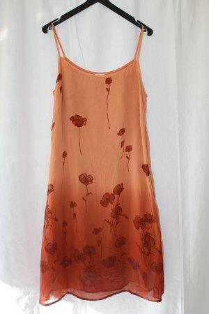 Luftiges Sommerkleid aus Seide