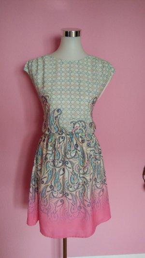 Luftiges Sommerkleid, bunt (Box 7)