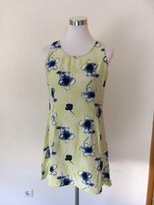 luftiges Sommerkleid / Kleid mit Blumen von Street One - Gr. 42