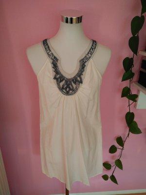 Luftiges Sommerkleid mit Perlen (K2)
