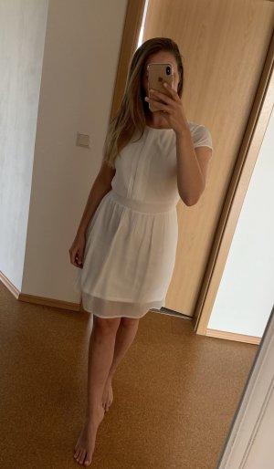 Vero Moda Chiffon jurk wit
