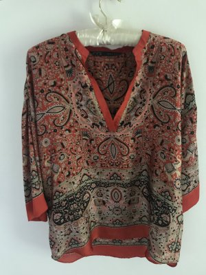 Zara Robe multicolore