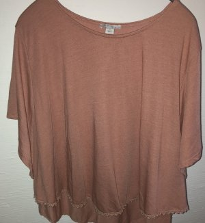 Luftiges T-Shirt , Gr. Xs/S