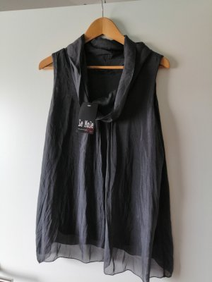 Waterval shirt antraciet