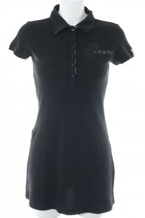 Luhta Polo Dress black casual look