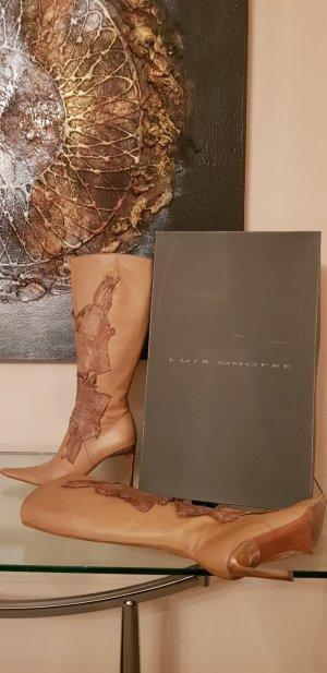 LUIS ONOFRE  * Designer Stiefel* Kalbsleder NP 750 €