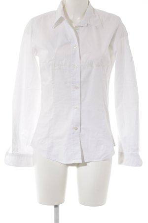 Luis Trenker Hemd-Bluse weiß Casual-Look