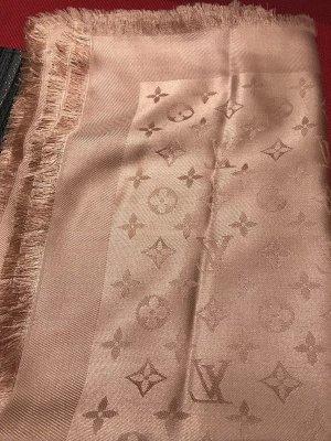 * Luis Vuitton * Monogram Shine Tuch rosa    TOP & EDEL !!!