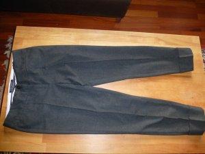 Luisa Cerano Pantalon 7/8 gris anthracite