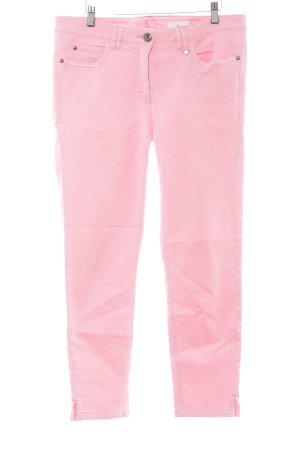 Luisa Cerano 7/8 Jeans neonpink Casual-Look