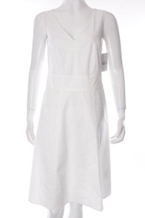 Luisa Cerano A-Linien Kleid weiß Beach-Look