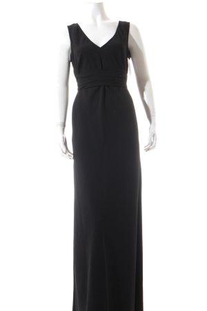 Luisa Cerano Abendkleid schwarz Elegant