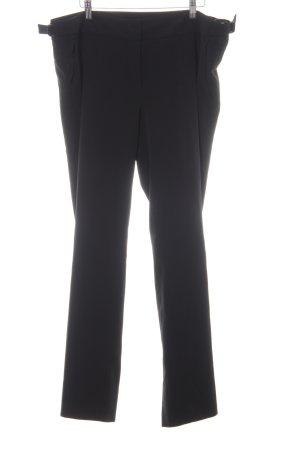 Luisa Cerano Pantalone da abito nero stile professionale
