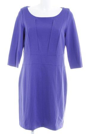 Luisa Cerano Etuikleid blauviolett Elegant