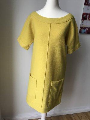 LUISA CERANO - Gelbes Kleid in Größe 34