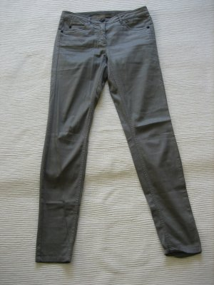 luisa cerano graue hose jeans gr. s 36 luxus